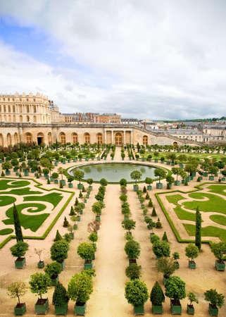 Versailles, Frankreich  Standard-Bild - 4988917