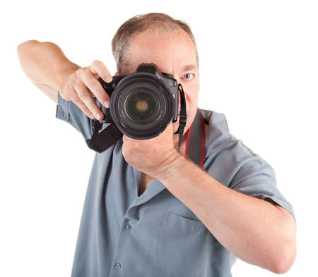 photography session: Male Photographer Shooting You