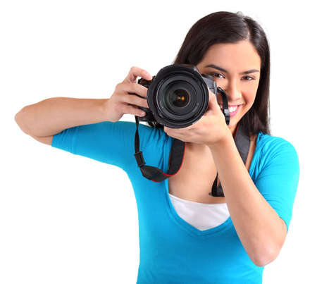 photography session: Female Photographer Shooting You