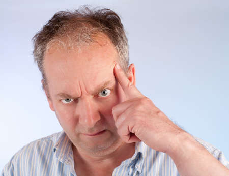 about you: Man Asking You to Seriously Think About Something