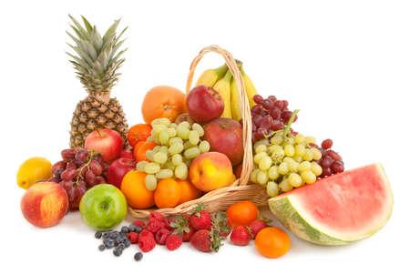 フルーツ配置