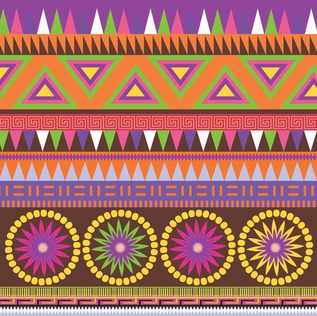 Color ornamental vector picture for design and decoration  Vector