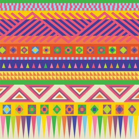 Color ornamental vector picture for design and decoration