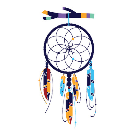 dreamcatcher: Dream catcher Illustration