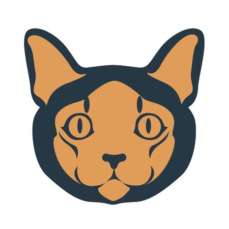 muzzle: Cat muzzle