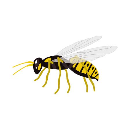 avispa: Ilustración Avispa