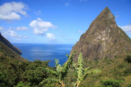 St. Lucia, Gros Piton