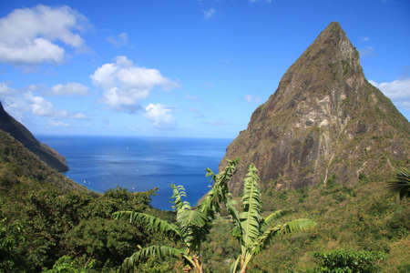 lucia: St. Lucia, Gros Piton