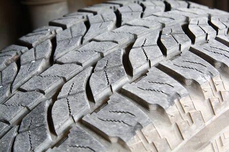 dirty car: Dirty Car Tyre