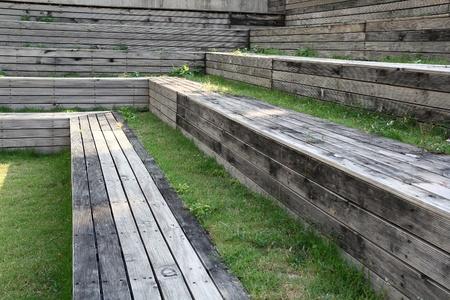 grandstand: Outdoor Natural Grandstand