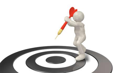Infallible target