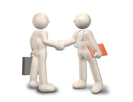 Cooperation with medical care