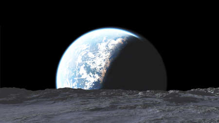 the appearance: Appearance of the Earth as seen from the asteroid