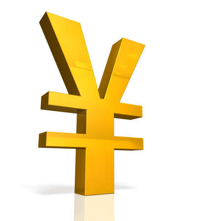 Icon Of Currency Symbol Of The Yen Stock Photo Picture And Royalty