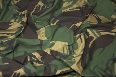 British Army camouflage material, useful for backgrounds