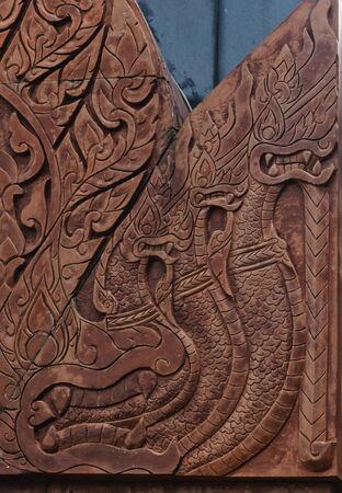 wood carvings: Wood Carvings. Stock Photo