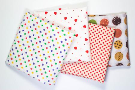 handkerchief: The colorful handkerchief Stock Photo