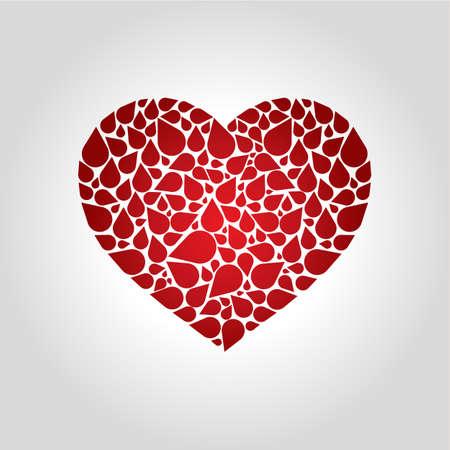 transfuse: heart blood