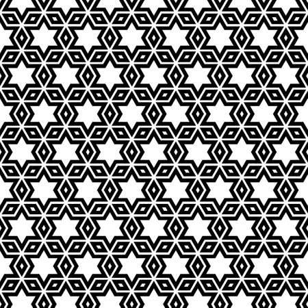 ottoman: ottoman pattern Illustration