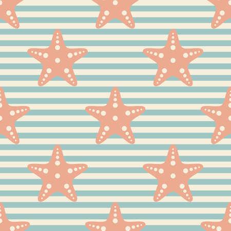 star background: sea star background