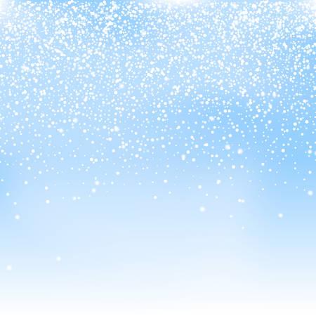 sneeuw achtergrond vector illustratie. Stock Illustratie