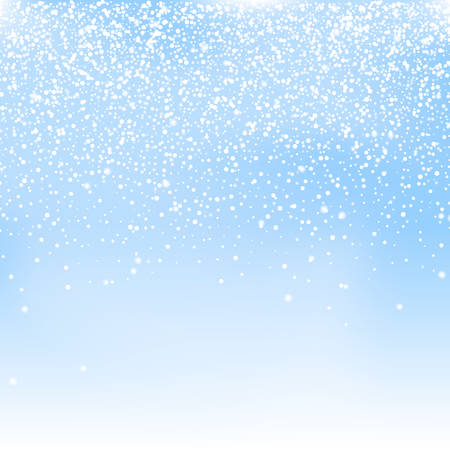 snow background vector illustration.