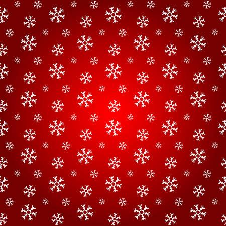 Snowflake bezešvé vzorek pozadí obrázku.