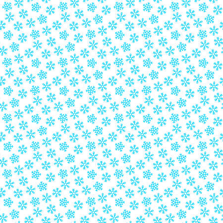 A snowflake background vector illustration. 일러스트