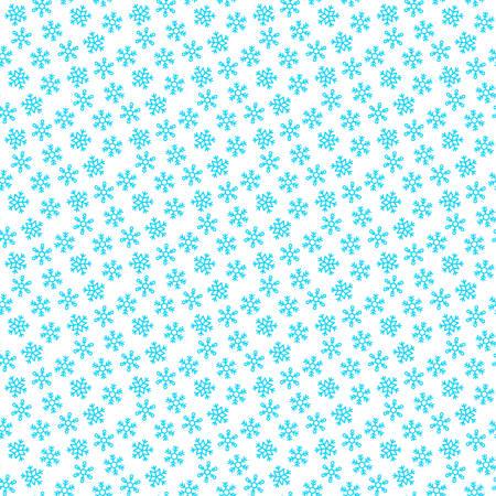 A snowflake background vector illustration. Illusztráció