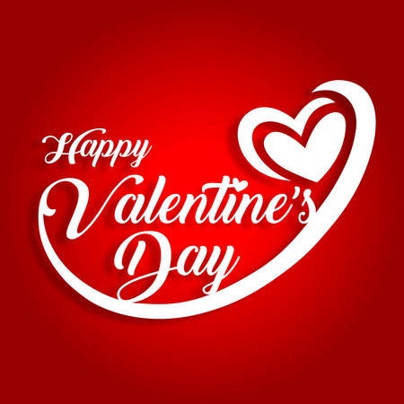 valentines day vector illustration.
