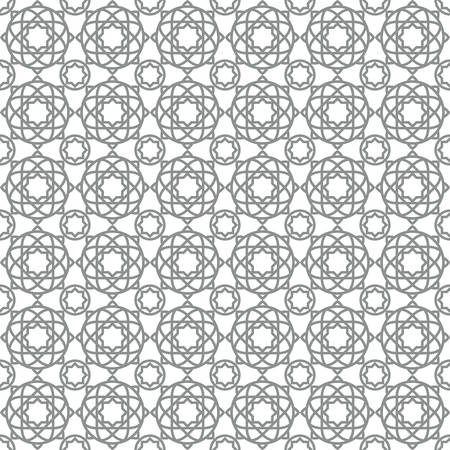 Seamless motif pattern vector illustration design background