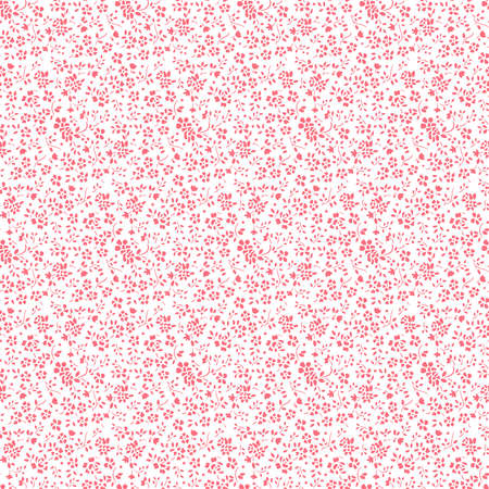 seamless flower pattern and background vector illustration