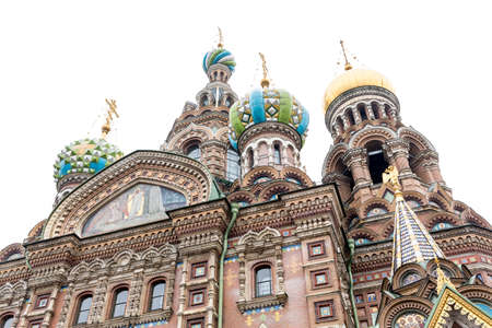 The Church of the Savior on Spilled Blood is one of the main sights of St. Petersburg, Russia. Other names include the Church on Spilled Blood, the Temple of the Savior on Spilled Blood.