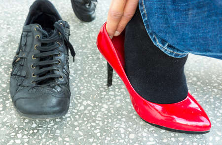 remediation: Men, women and their families are joining Walk a Mile in Her Shoes: The International Mens March to Stop Rape, Sexual Assault & Gender Violence. A Walk a Mile in Her Shoes Event is a playful opportunity for men to raise awareness in their community about