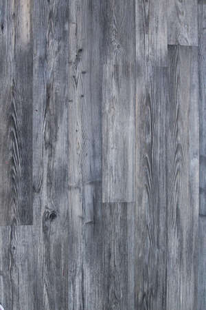 Grey seamless wooden shabby wall background. Grunge.