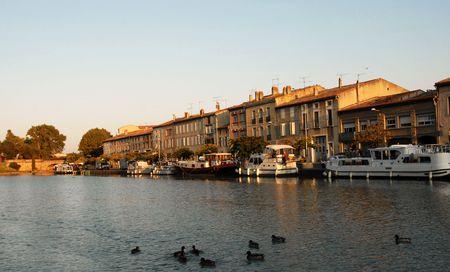mondial: Castelnaudary, little city in Aude, France, mondial capital of the cassoulet