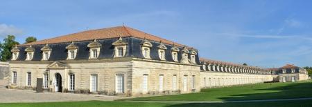 royale: panorama de la Cordeler�a Real Rochefort, Francia Editorial