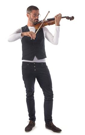 violinista: joven violinista