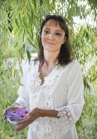 plant tinctures with flower for alternative medicine Stock fotó