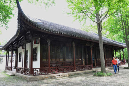 beck: Suzhou gardens