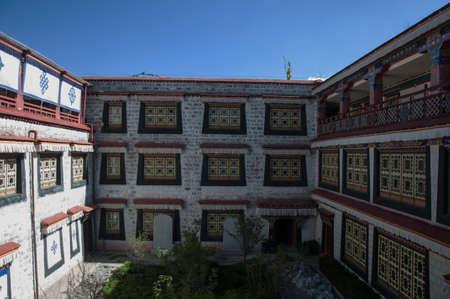 residence: Official residence
