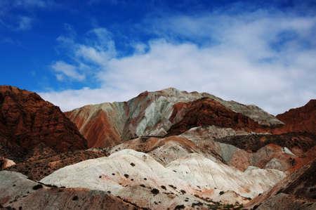 natural wonders: Danxia the Yellow River