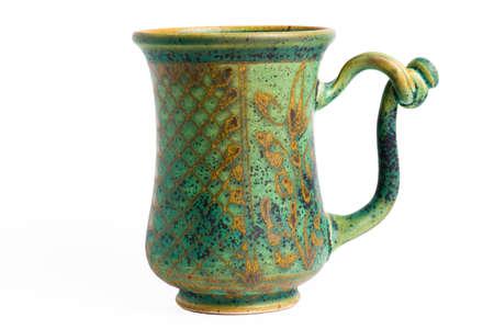 Coffee or tea mug isolated on background Stock Photo - 30532489