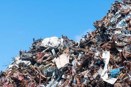 scrapyard: scrap metal