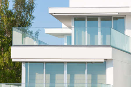 Luxury apartment by the sea 写真素材