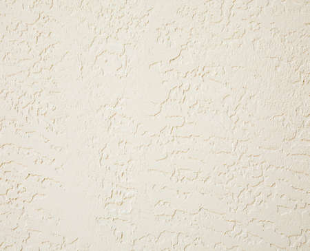 interior wall stucco in beige abstract background Stock Photo