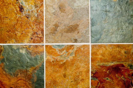 natural slate stone flooring tile abstract background