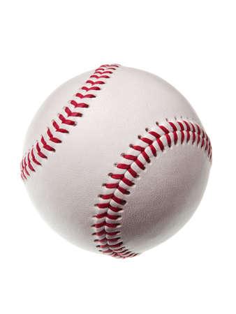 new baseball isolated on white background Reklamní fotografie