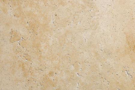 Travertine Stone Floor Tile Abstract Background Closeup photo