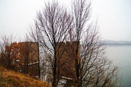 xv century: XV century fortress. Tri-Kule, on the Danube Clisura